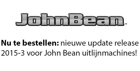 Nieuwe release John BEan uitlijners